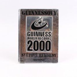 Kniha Guinness world records 200