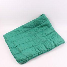 Dětský dekový spací pytle zelený