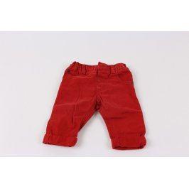 Chlapecké kalhoty Next červené