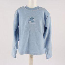 Chlapecká mikina Items modrá