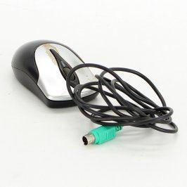Kabelová myš Genius laserová délka 160 cm