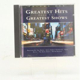 Hudební CD Greatest Hits From The Greatest Shows