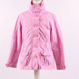 Dětský kabátek Dopodopo růžový