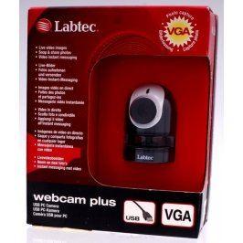 Webkamera Labtec V-UAT34 černo-bílá