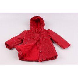Dětská bunda Early Days červená