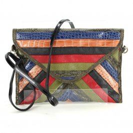 Dámská kabelka David Jones barevná