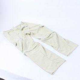 Pánské odepínací kalhoty HL fashion béžové