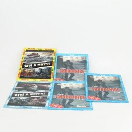 Mix BluRay, DVD a VHS 99318