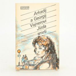 Brožura Jízda smrti Arkadij a Georgij Vajnerovi