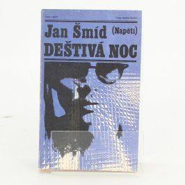 Brožura Deštivá noc Jan Šmíd