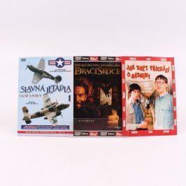 Mix BluRay, DVD a VHS 99947