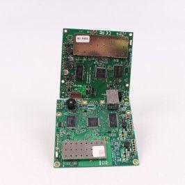 RouterBoard MikroTik 711-5Hn + 711-5Hn-MMCX