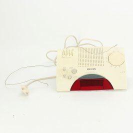 Radiobudík Philips AJ3150 bílý
