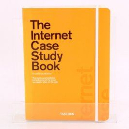 Kniha The internet case study book