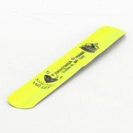 Reflexní pásek žluté barvy