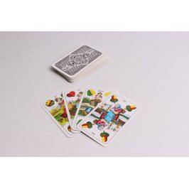 Mariášové karty Piatnik dvouhlavé - 33 karet