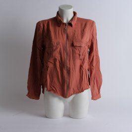 Dámská košile Reserved cihlová