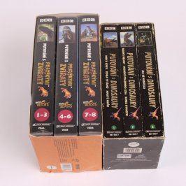 Mix BluRay, DVD a VHS 100828