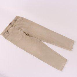 Dámské džíny Eagle No.7 béžové