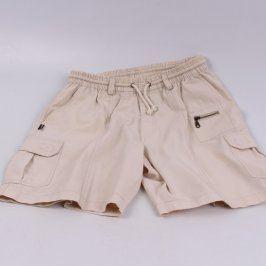 Pánské šortky Baty odstín béžové