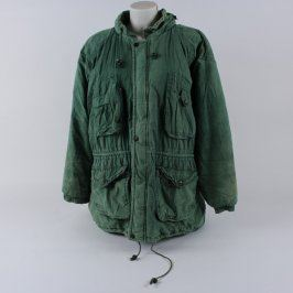 Pánská bunda Jinba zelená