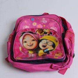 Dětský batoh Boboi odstín růžové