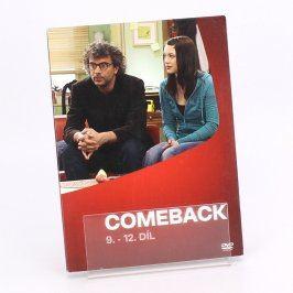 DVD Comeback 9. - 12. díl