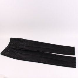 Pánské džíny Crown odstín černé