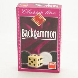 Stolní hra DINO Backgammon