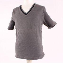 Chlapecké tričko Dolce & Gabbana hnědé