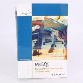 Kniha MySQL Oficiální průvodce