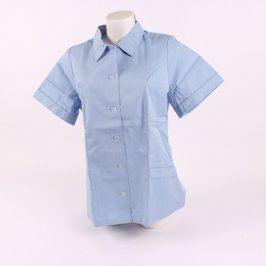 Pánská košile Clinic dress odstín modré