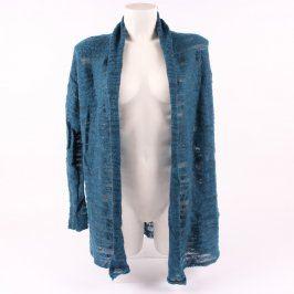Dámský cardigan Promod odstín modré