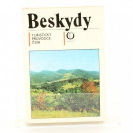 Kniha Beskydy Turistický průvodce ČSSR