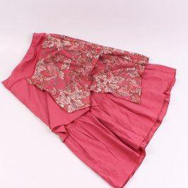 Dámská sukně Promod odstín červené