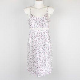 Dámská košilka F&F bílá s květinami