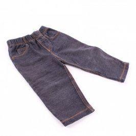 Dětské kalhoty Carter's tmavě šedé