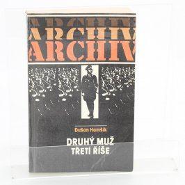 Kniha Dušan Hamšík: Druhý muž Třetí říše