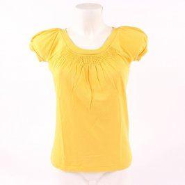 Dámské tričko Orsay žluté