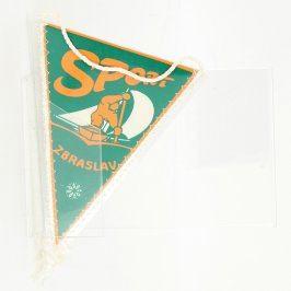 Klubové sportovní vlaječky různé