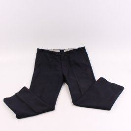 Pánské společenské kalhoty Vývoj Třešť modré
