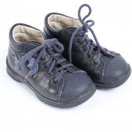 Dětská obuv Pepino Ricosta tmavě modrá