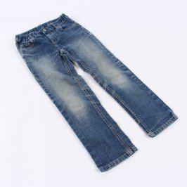 Dívčí džíny Okay odstín modré