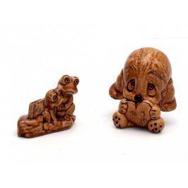 Dekorativní figurky zvířátek