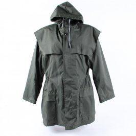 Pánský kabát Zemplin odstín šedé a stříbrné