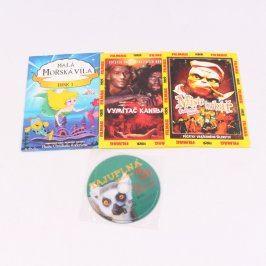 Mix BluRay, DVD a VHS 103357