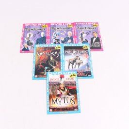 Mix BluRay, DVD a VHS 103146