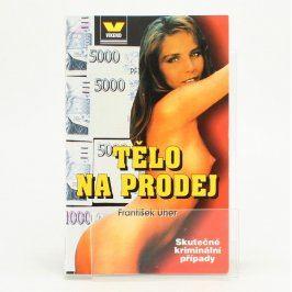 Kniha Tělo na prodej František Uher