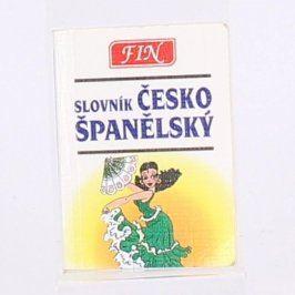 Slovník Česko-španělský FIN