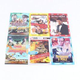 Mix BluRay, DVD a VHS 103258
